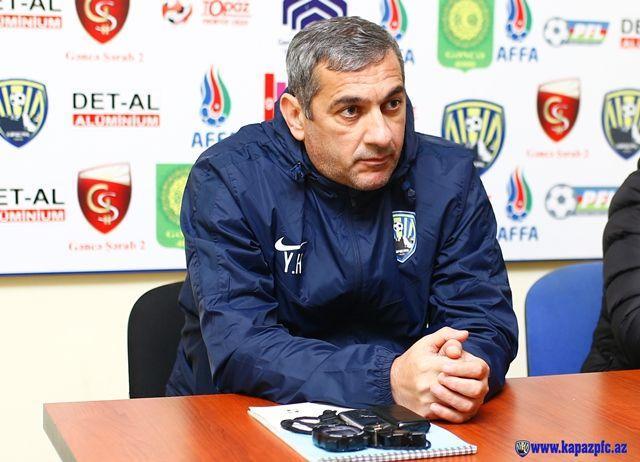 Yunis Hüseynov: O meydanda olsaydı, nəticə başqa cür ola bilərdi