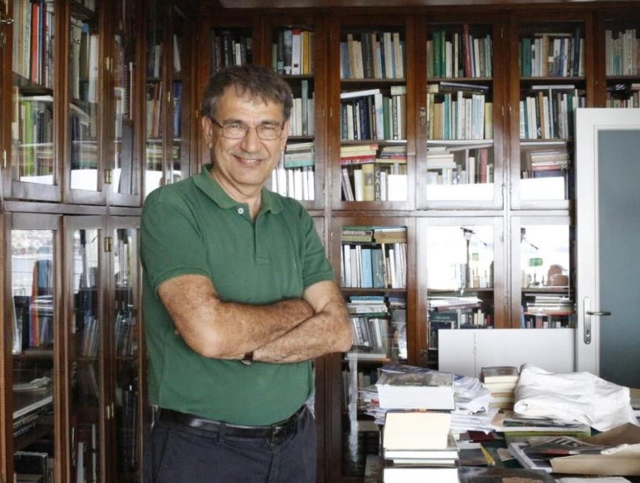 """Orxan Pamuk: """"Tarixdə mənim qədər dəyişiklik görən çox az yazıçı var""""<b style=""""color:red""""></b>"""