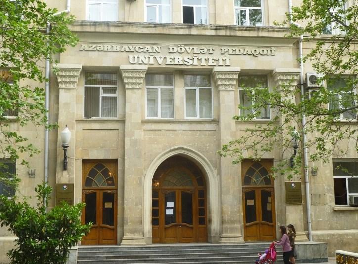 """ADPU-nun rektoru, professor Cəfər Cəfərov """"Azərbaycan Xalq Cümhuriyyətinin  ..."""