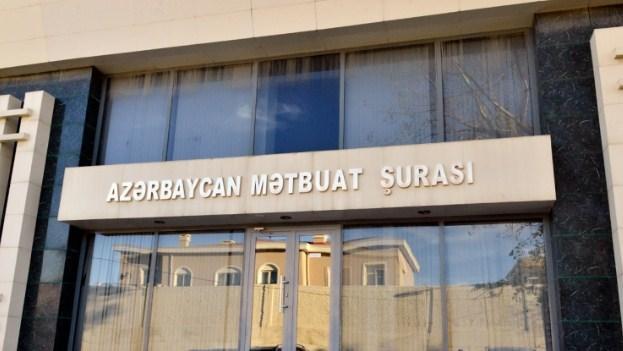 """Mətbuat Şurası """"Təzadlar"""" qəzeti ilə bağlı məlumat yaydı"""
