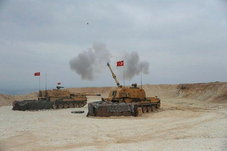 """Türkiyə ordusu Suriyada 11 kəndi terrorçulardan təmizlədi <b style=""""color:red""""></b>"""