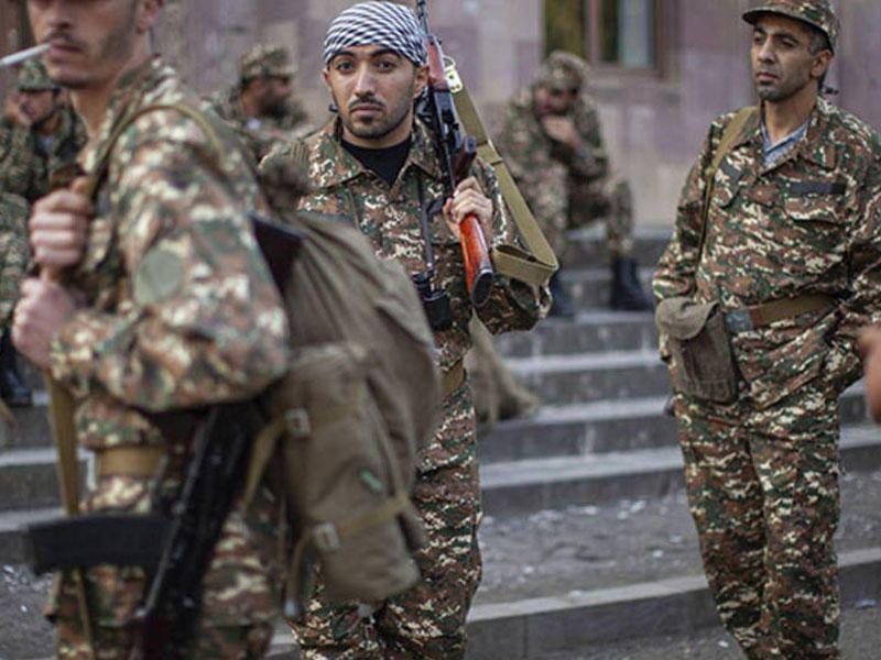 """""""Ermənistanın mahiyyəti terrorçuluq üzərində qurulub""""<b style=""""color:red""""></b>"""