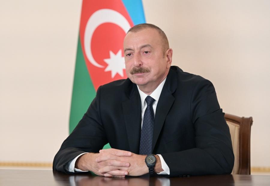 """Qarabağ regionunun gələcəyi barədə Prezidentdən açıqlama<b style=""""color:red""""></b>"""