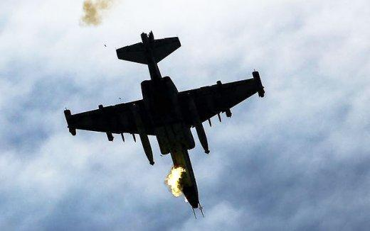"""Ermənistanın iki Su-25 təyyarəsi məhv edildi<b style=""""color:red""""></b>"""