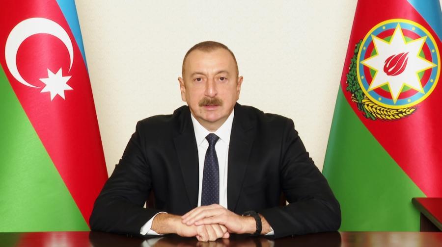 """Prezident xalqa müraciət edib - <b style=""""color:red"""">Yenilənib</b>"""