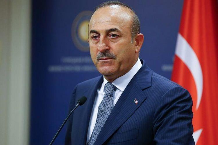 """Çavuşoğlu: """"Ermənistan müsbət addım atsa...""""<b style=""""color:red""""></b>"""