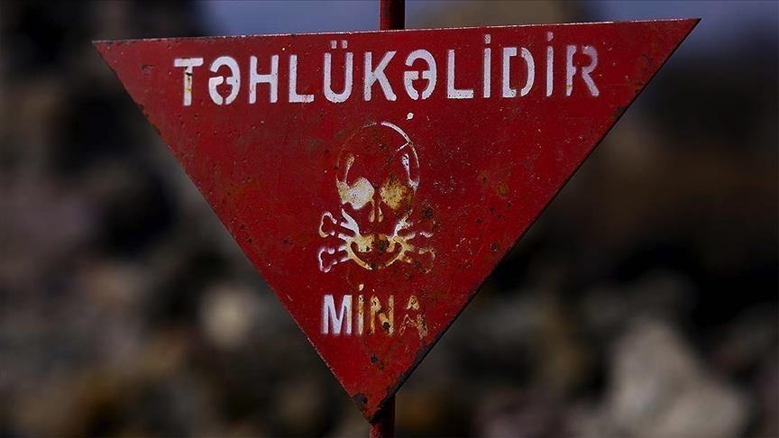 """""""Minalanmış ərazilərin xəritəsinin verilməməsi hərbi cinayətdir"""" <b style=""""color:red""""></b>"""