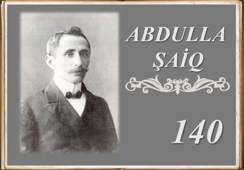 """Milli Kitabxanada """"Abdulla Şaiq – 140"""" adlı sərgi təqdim olunub<b style=""""color:red""""></b>"""