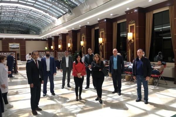 """Parlament Jurnalistləri Birliyi açıqlama yaydı<b style=""""color:red""""></b>"""