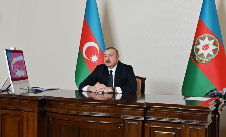 """İlham Əliyev partiyanın yeni proqramının hazırlanması barədə tapşırıq verib<b style=""""color:red""""></b>"""