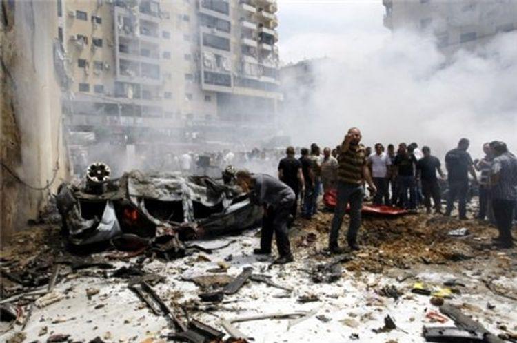 """Suriyada terror hadisəsi nəticəsində ölən və yaralananlar var<b style=""""color:red""""></b>"""