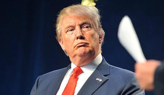 """Tramp respublikaçılara pul qadağası qoydu<b style=""""color:red""""></b>"""