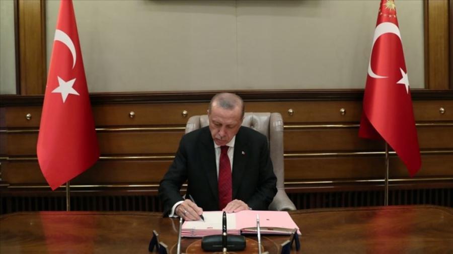 """Ərdoğan Azərbaycan ilə Anlaşma Memorandumunu təsdiqləyib<b style=""""color:red""""></b>"""