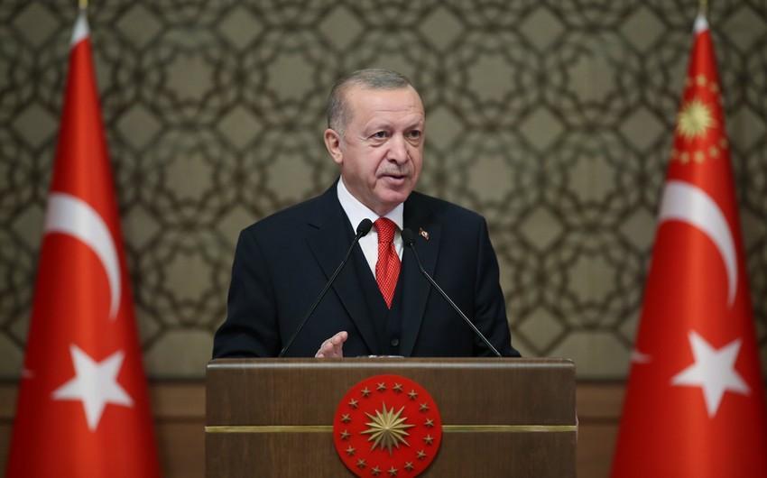 """Ərdoğandan Novruz mesajı<b style=""""color:red""""></b>"""