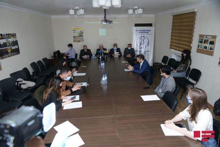 """Vətəndaş cəmiyyəti qurumları Ermənistana qarşı petisiya imzalayıb<b style=""""color:red""""></b>"""