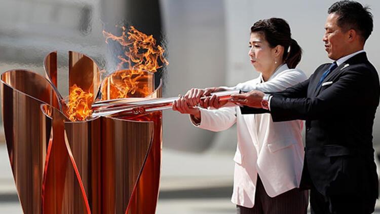 """Tokio Olimpiadasının Osaka məşəl turu ləğv edildi <b style=""""color:red""""></b>"""