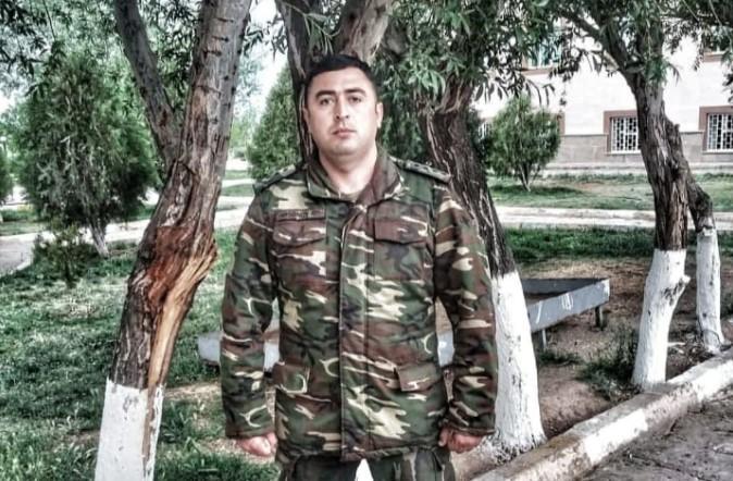 """""""Yalnız irəli! - <b style=""""color:red"""">Gülnar Səma şəhid kapitan Ceyhun Həsənovu anır</b>"""