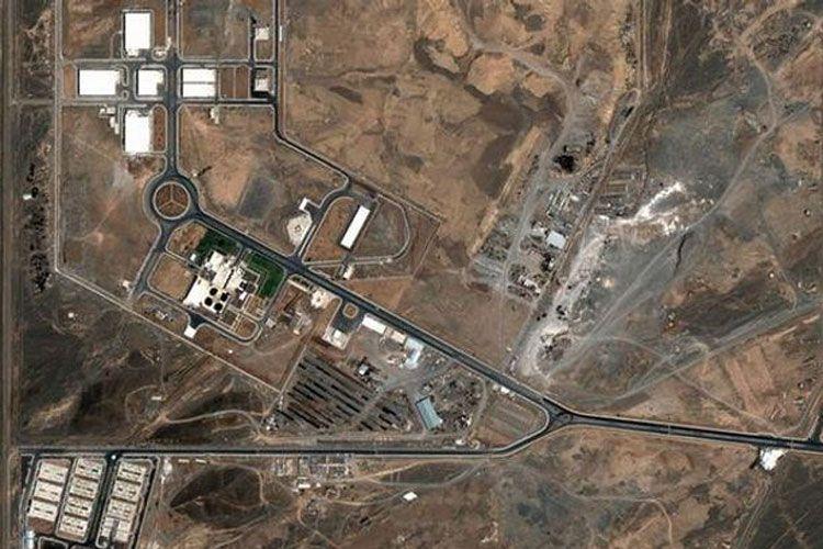 """İranın Nətənz Atom Elektrik Stansiyasında qəza olub<b style=""""color:red""""></b>"""