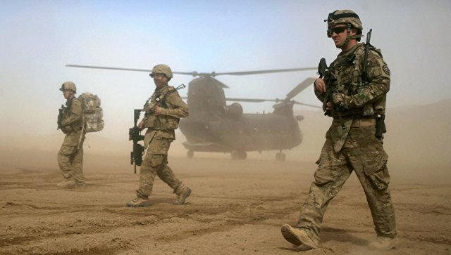 """ABŞ hərbi qüvvələrini Əfqanıstandan geri çəkir<b style=""""color:red""""></b>"""