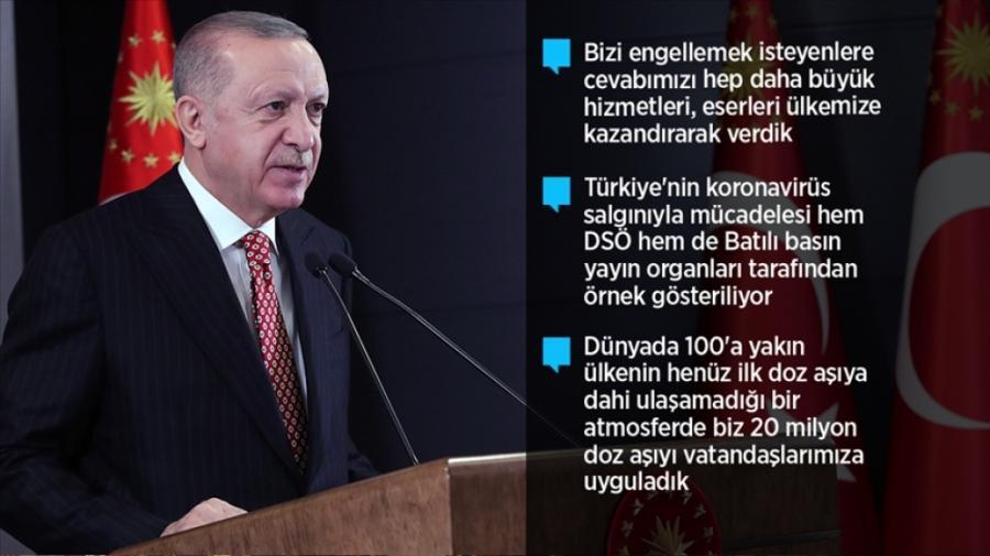 """""""2021-ci ili ölkəmiz və millətimiz üçün bir şahlanma ilinə çevirəcəyik""""<b style=""""color:red""""></b>"""