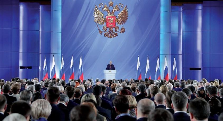 """Rusiyanın seçim günü<b style=""""color:red""""></b>"""