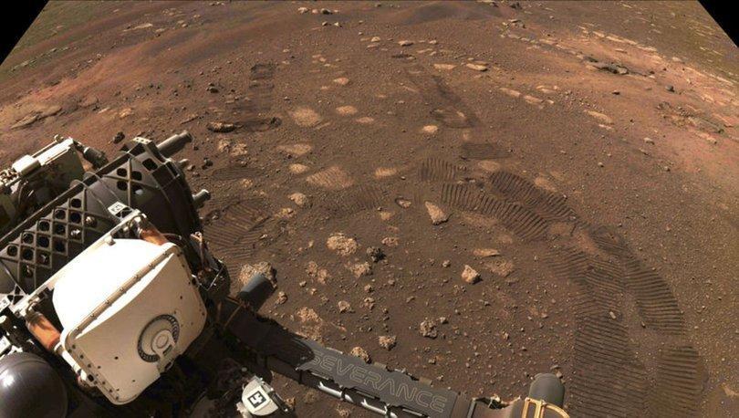 """NASA-dan tarixi addım: <b style=""""color:red"""">Marsda oksigen istehsal edildi</b>"""