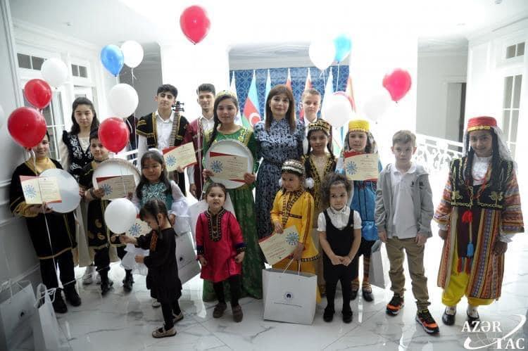 "Türk dünyasının uşaqlarının görüşü <b style=""color:red""></b>"