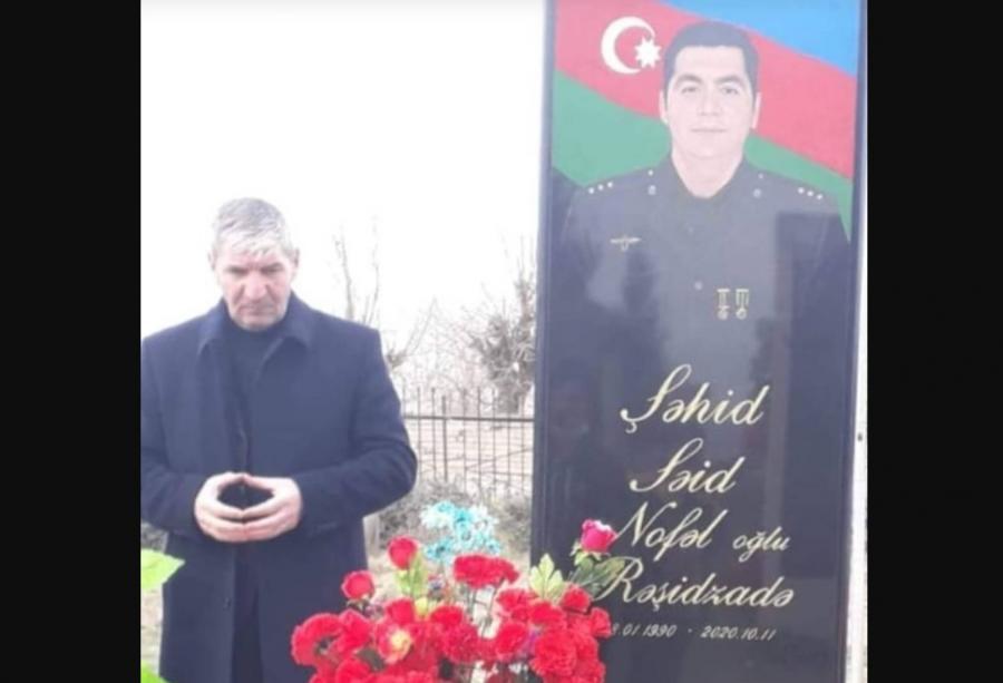 """Qənimət adamın döyüşü - <b style=""""color:red"""">Nofəl Qasımovun 60 yaşına </b>"""