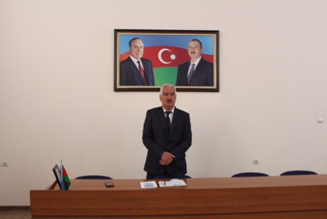 """Bioresurslar İnstitutunda """"Həyat eşqi"""" hekayəsi  müzakirə edilib<b style=""""color:red""""></b>"""