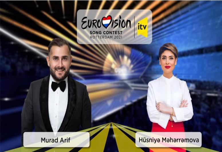"""İTV """"Eurovision-2021""""də şərhçilərinin adını açıqlayıb<b style=""""color:red""""></b>"""
