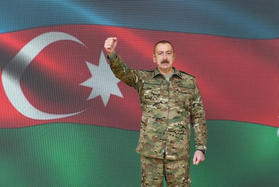 """Xarı bülbül Qarabağın azadlıq rəmzidir<b style=""""color:red""""></b>"""