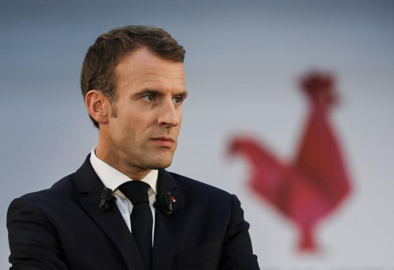 """Makron soyqırıma görə Fransanın məsuliyyət daşıdığını etiraf edib<b style=""""color:red""""></b>"""