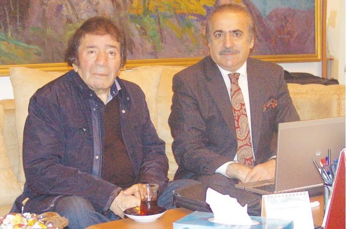 """Qaranquş yuvaları hörən adam - <b style=""""color:red"""">Rafael Hüseynov Musa Yaqubu xatırlayır</b>"""