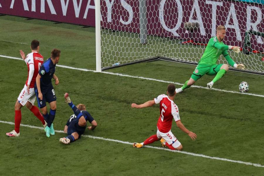 """AVRO-2020: Finlandiya Danimarkaya qalib gəlib<b style=""""color:red""""></b>"""