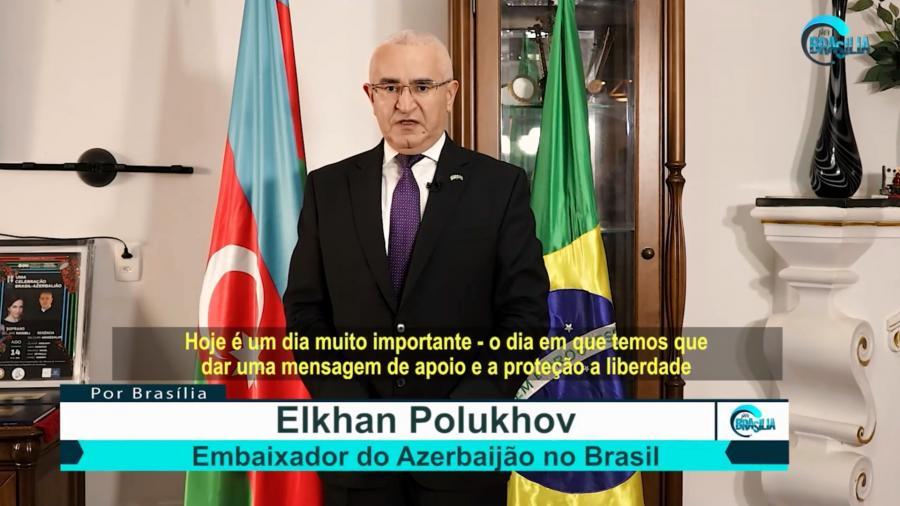 """Jurnalistlərin ölümünə həsr edilən süjetlər Braziliya televiziyasında yayımlandı  <b style=""""color:red""""></b>"""