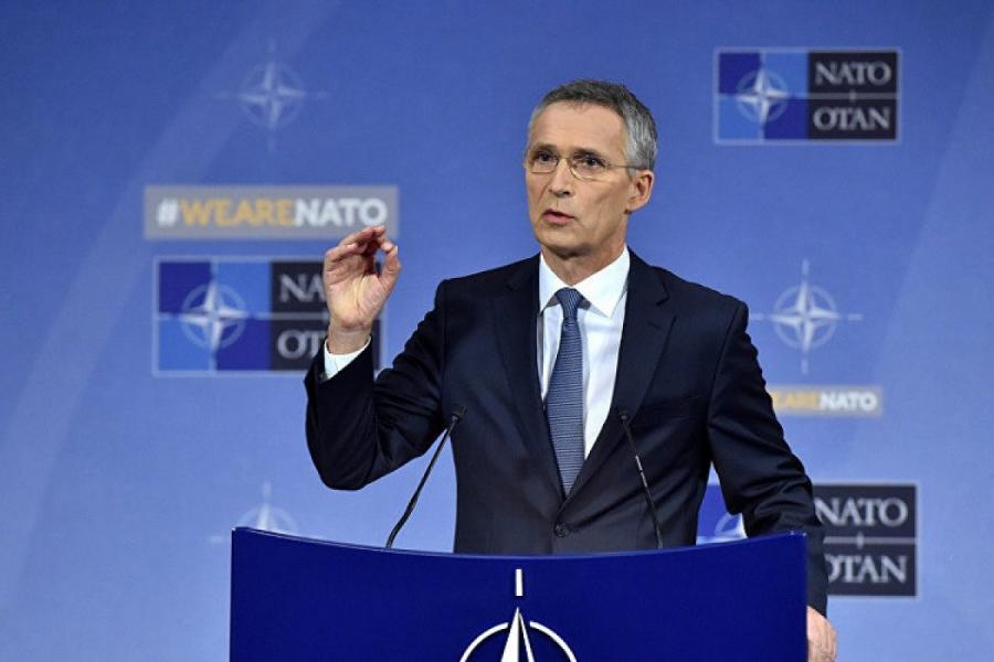 """NATO Baş katibindən Türkiyəyə minnətdarlıq<b style=""""color:red""""></b>"""