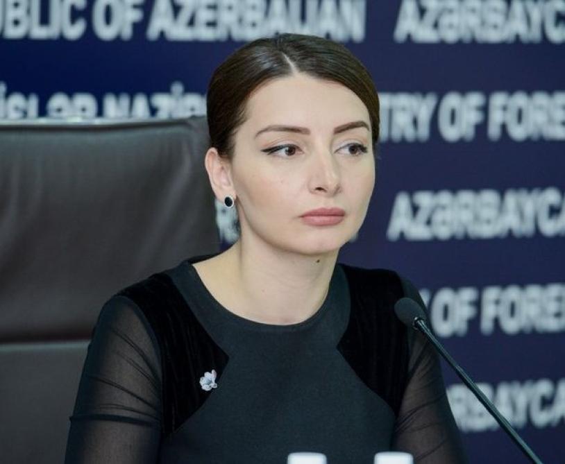 """Leyla Abdullayeva beynəlxalq insan hüquqları təşkilatlarına çağırış edib<b style=""""color:red""""></b>"""
