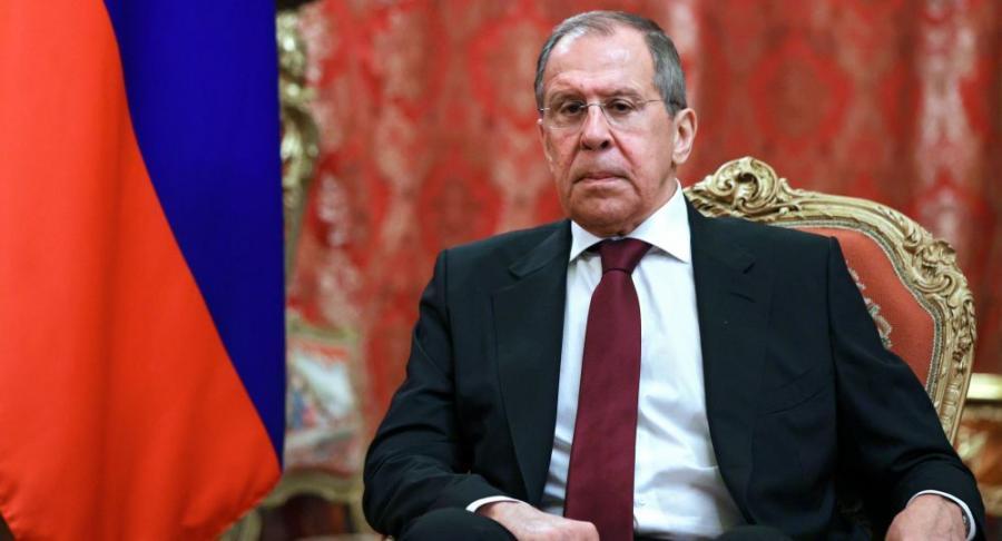 """Lavrov Türkiyənin hərbi baza yaradacağını şayiə adlandırıb<b style=""""color:red""""></b>"""