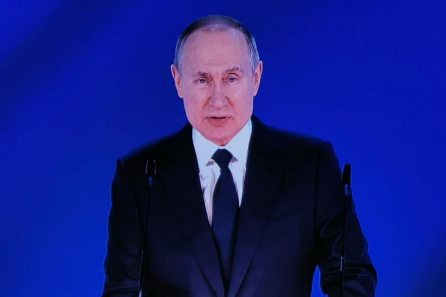 """Duma seçkilərində """"Vahid Rusiya"""" partiyasına kim liderlik edəcək? <b style=""""color:red""""></b>"""