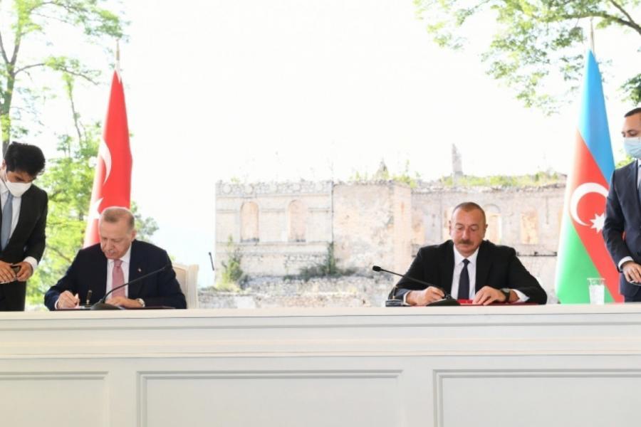 """Diaspor təşkilatları Şuşa Bəyannaməsi ilə bağlı müraciət yayıb<b style=""""color:red""""></b>"""
