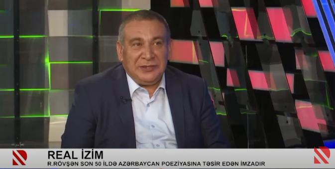 """Rəşad Məcid Ramiz Rövşən haqqında danışdı - <b style=""""color:red"""">VİDEO</b>"""
