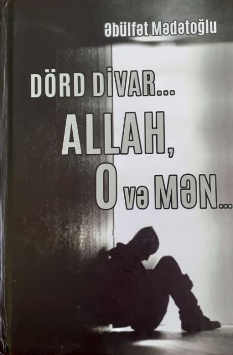 """Əbülfət Mədətoğlundan yeni kitab<b style=""""color:red""""></b>"""