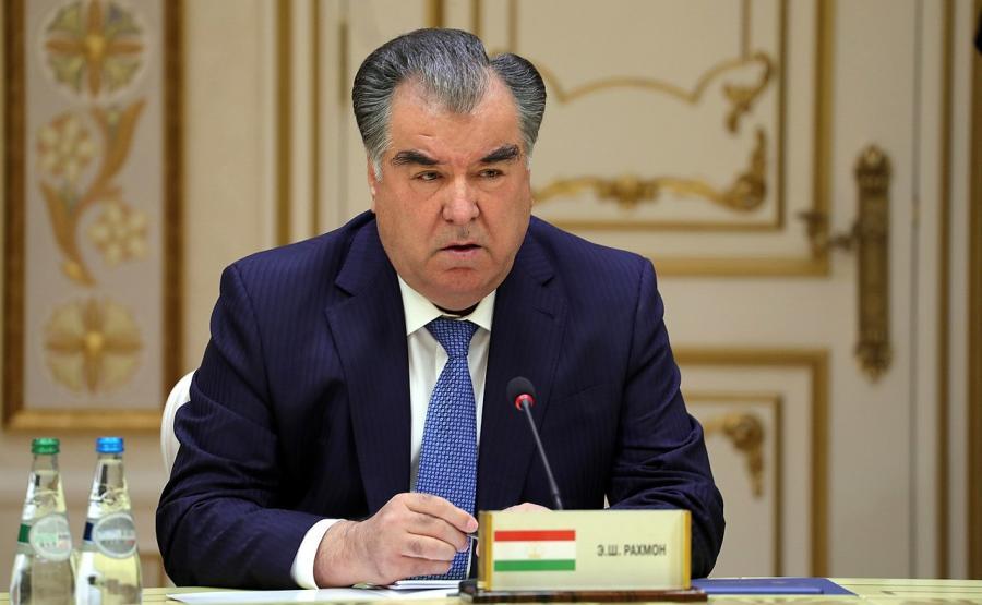 """Tacikistan Prezidentinin bacısı COVID-19-dan vəfat edib<b style=""""color:red""""></b>"""
