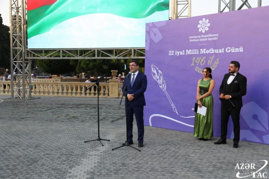 """""""MEDİA çox gözəl bir ilkə imza atdı"""" - Reportaj"""