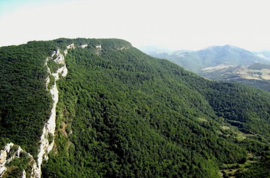 Şuşanın dağları - Qarabağ