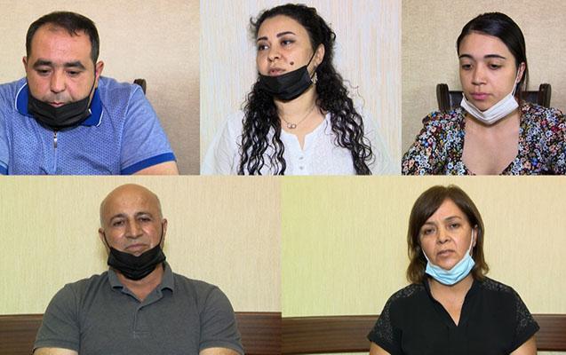 Saxta COVİD-19 pasportu satan həkimlər saxlanıldı -  Video