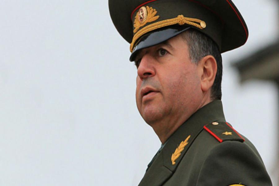 Ermənistanın yeni müdafiə naziri təyin olunub