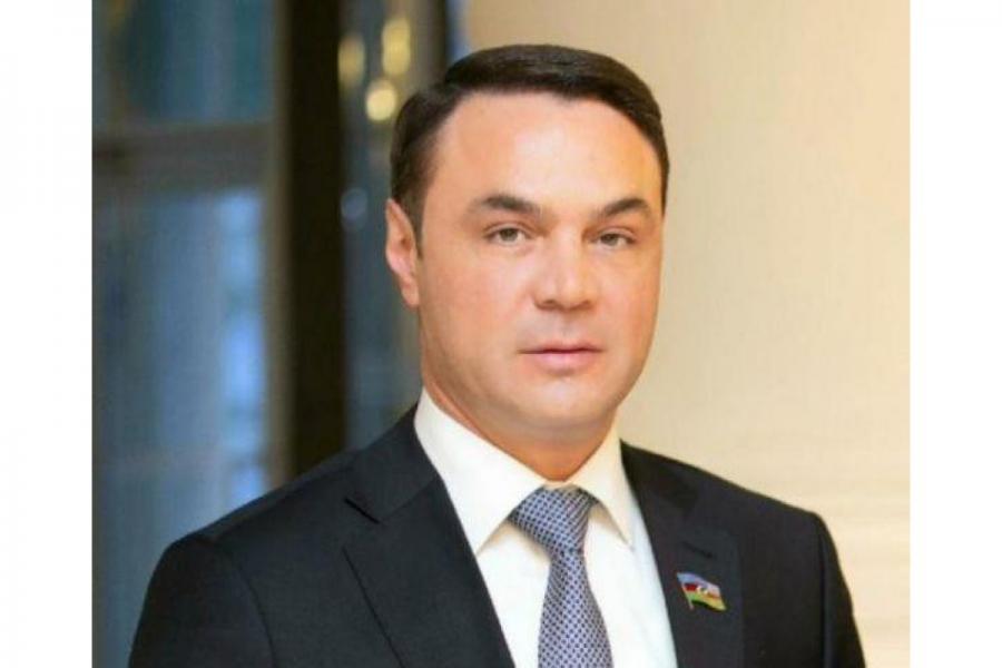 Deputat Eldəniz Səlimov YAP-dan çıxarılıb