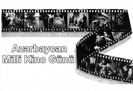 """Milli Kitabxanada """"Azərbaycan Milli Kino Günü"""" adlı sərgi virtual rejimdə istifadəçilərə təqdim olunub"""