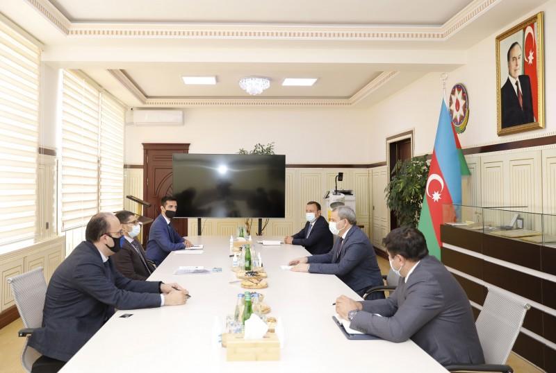 BDU Qarabağ Dirçəliş Fondu ilə əməkdaşlığa başlayır